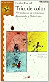 TRIO DE COLOR SERIE NARANJA (8428527652) by Emilio Pascual