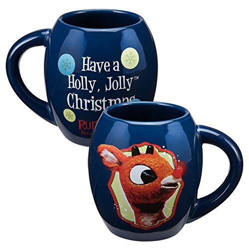 rudolph-holly-jolly-oval-blue-coffee-mug