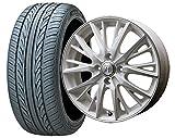 15インチ 2本セット サマータイヤ&ホイール ハンコック(HANKOOK) VENTUS V8RS H424 165/50R15 アネ―ロコラソン