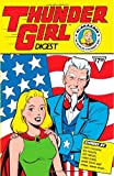 Gary Carlson Thunder Girl Digest (The Big Bang Comics Collection)