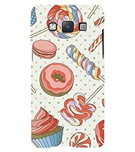GADGET LOOKS PRINTED BACK COVER FOR SAMSUNG GALAXY A5 MULTICOLOUR