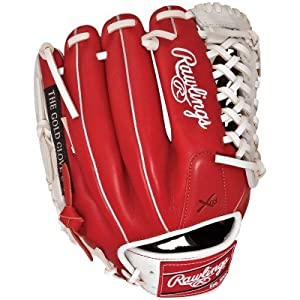Rawlings Gamer XLE Series GXLE5SW Baseball Glove 11.75 Right Handed Throw
