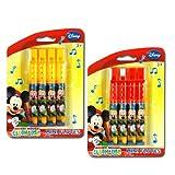 Disney Mickey Flutes