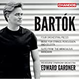Bartok: Four Orchestral Pieces [Edward Gardner, Melbourne Symphony Orchestra] [Chandos: CHSA 5130]