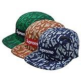 (シュプリーム) SUPREME REED CAMO CAMP CAP キャンプキャップ ジェットキャップ キャップ 帽子 (並行輸入品)