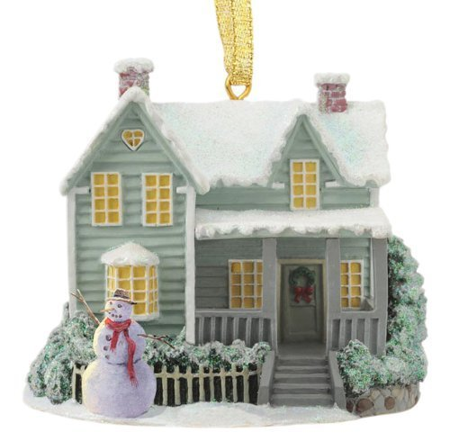 gregg-gift-thomas-kincade-painter-of-light-cottage-and-snowman-ornament-25-inch-by-gregg-gift