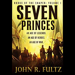 Seven Princes Audiobook