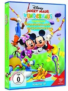 Amazon.com: Micky Maus Wunderhaus - Verrückte Wunderhaus-Geschichten