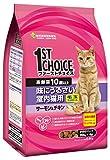 ファーストチョイス 高齢猫用 室内猫 サーモン&チキン 1.4kg