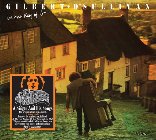 Gilbert Osullivan-In The Key Of G-Remastered-CD-2013-DLiTE