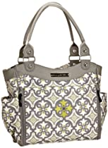 Hot Sale Petunia Pickle Bottom City Carryall, Gardens at Giverny