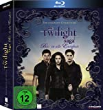 DVD - Die Twilight Saga - Biss in alle Ewigkeit/The Complete Collection [Blu-ray]