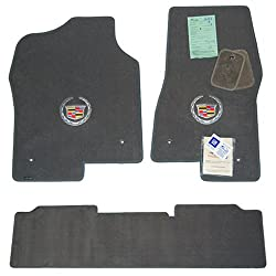 Cadillac Escalade EXT Floor Mats Grey 2002 2003 2004 2005 2006