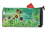 Live Your Dream Oversized Magnetic Mailbox Cover
