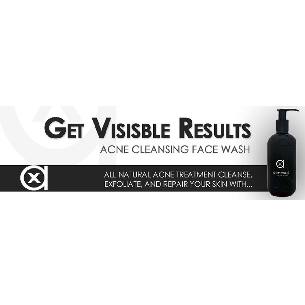 Acnexus - Acne Face Wash - Best Acne Face Wash of 2013 - Discover the Best Acne Treatment of 2013
