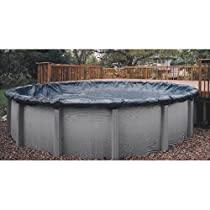 Bronze Arctic Armor Winter Cover for 21ftx43ft Oval Above Ground Pool