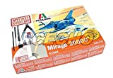 RCECHO® ITALERI Aircraft Model 1/72 My First Model Kit Mirage 2000C Hobby 12005 H1205 with RCECHO® Full Version Apps Edition