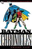 Batman Chronicles, Vol. 5 (140121682X) by Finger, Bill