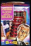 DR Who Infra Red Dalek - Red