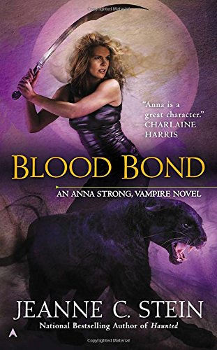 Image of Blood Bond (Anna Strong)