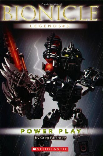 Power Play (Bionicle Legends #3)