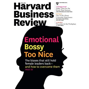 Harvard Business Review, September 2013 | [Harvard Business Review]