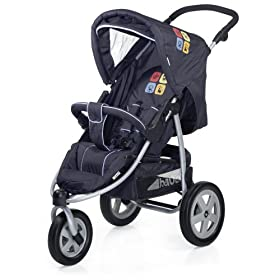Hauck Roadster SL Quattro Pushchair (Navy)