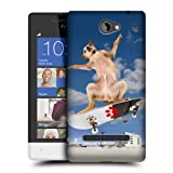Head Case Skater Funny Animals Snap-on Back Case Cover For HTC Windows Phone 8S