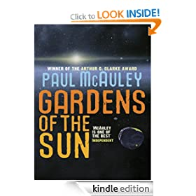Gardens of the Sun (Gollancz)