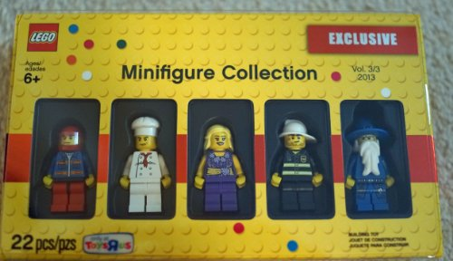 LEGO-Bricktober-2013-Exclusive-Set-5002148-Minifigure-Collection-Vol-33