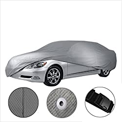 See USCarCover Audi A8L 4-layer CAR COVER Details