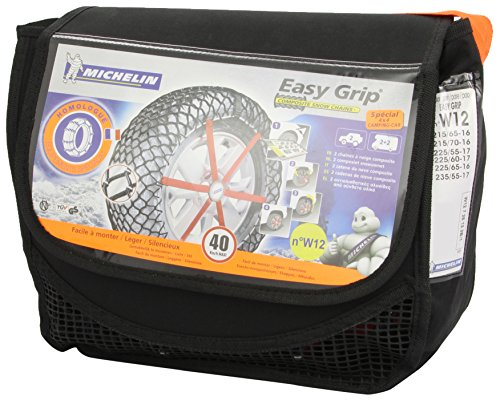 Michelin-7909-Catene-da-neve-composite-Easy-Grip-W12