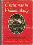 img - for Christmas in Williamsburgs book / textbook / text book