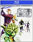 Star Wars The Clone Wars T1-T3 (Bd) [...