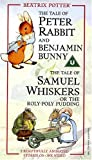 Beatrix Potter - The Tale Of Peter Rabbit & Benjamin Bunny + The Tale Of Samuel Whiskers. Two Stories on One Video