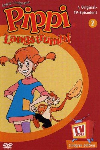 Lindgren-Edition: Pippi Langstrumpf, Teil 2 (Zeichentrick)