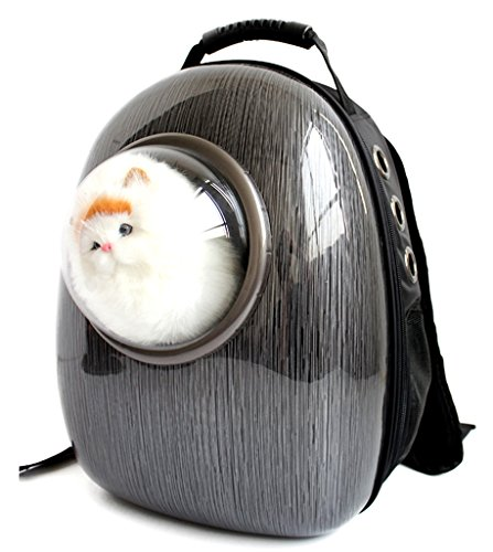 Lovely summer Pet Dog Cat Puppy Carrier Traveler Bubble Backpack Travel Shoulder Bag Dog Carrier Travel Sling Bag Small Dog Backpack Yellow