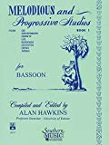 Melodious and Progressive Studies, Book 1: Bassoon