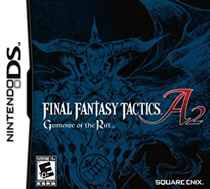 Final Fantasy Tactics A2 - Grimoire Of The Rift