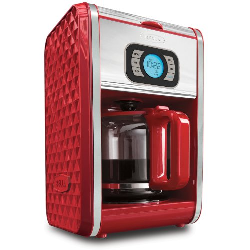 Diamonds Collection 12 Cup Programmable Coffee Maker