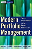 img - for Modern Portfolio Management: Active Long/Short 130/30 Equity Strategies (Wiley Finance) book / textbook / text book