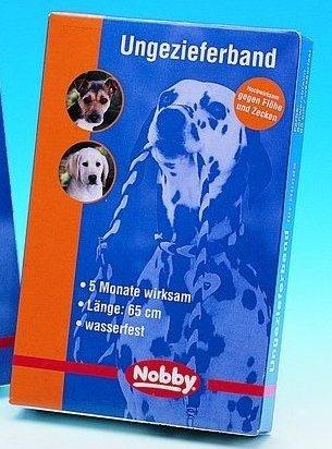 Artikelbild: Nobby 75396 Nobby Ungezieferhalsband für Hunde