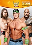 WWE WORLD WRESTLING A3 CALENDAR 2015 (Calendars 2015)