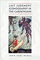 Last Judgment Iconography in the Carpathians Ebook & PDF Free Download