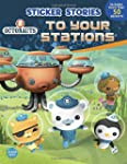 Octonauts to Your Stations (Sticker S...