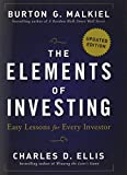 img - for The Elements of Investing: Easy Lessons for Every Investor by Burton G. Malkiel (19-Feb-2013) Hardcover book / textbook / text book