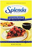 Splenda No-Calorie Sweetener, Granulated, 1.9-Ounce Boxes (Pack of 12)