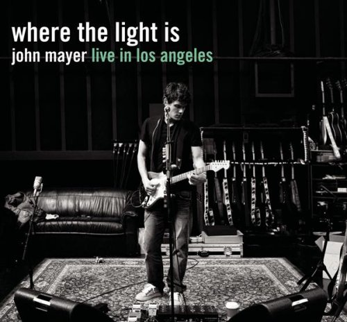 "Featured recording ""Where The Light Is:John Mayer..."""