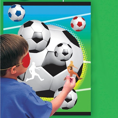 Soccer Party Game Party Accessory - 1