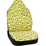 Bell Automotive Seat Cover Smiley Faces